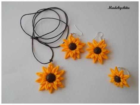 set floarea soarelui -madalina t.
