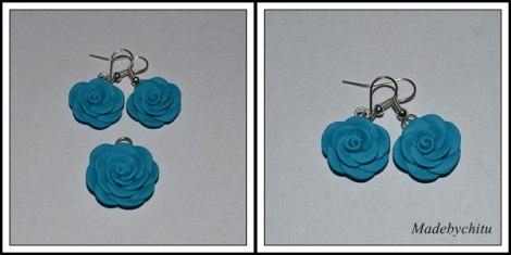 set turquoise