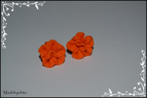 garofita portocalii
